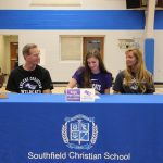 Van Dyke Signs with Abilene Christian University