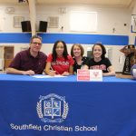 Warnshuis Commits to Valdosta State