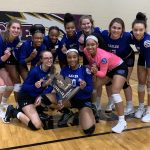 Volleyball Captures 3rd Straight MHSAA Regional Title