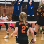Volleyball Advances to State Semifinal with Win Over Ubly