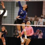 Volleyball Drops Thrilling Game in MHSAA State Semifinal