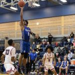 Boy Basketball Can't Hold On Against Southfield A & T