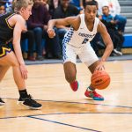 Boys Basketball Downs Plymouth Christian