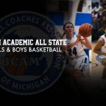 Basketball Teams Earn Academic All-State