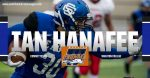 Hanafee to Play Football at Wheaton College