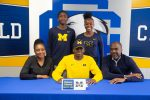 Amene Signs to Run Track at the University of Michigan