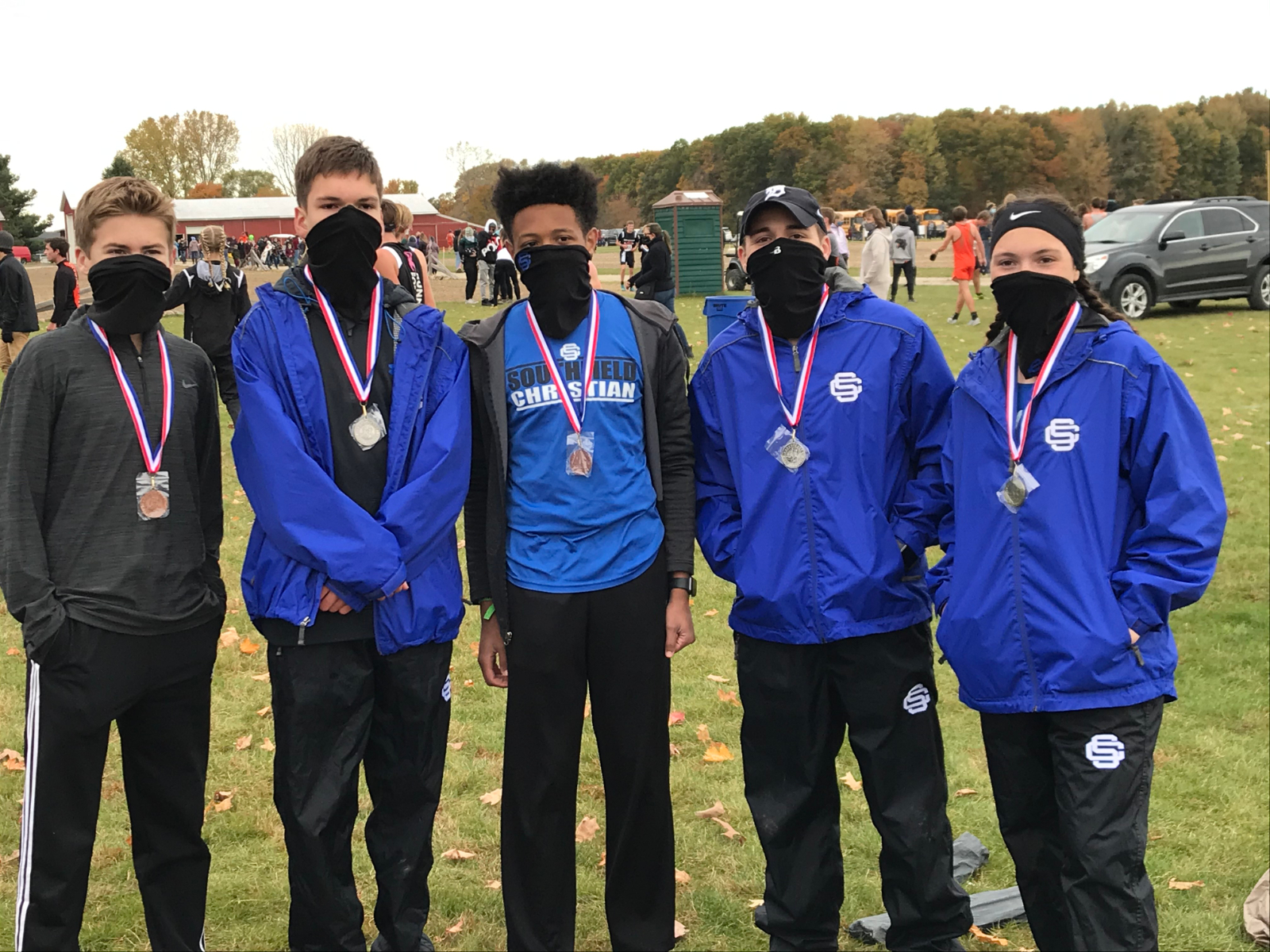Personal Best Day for Eagle Runners at Webberville Invite
