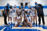 Girls Basketball Wins Back-to-Back MHSAA District Titles