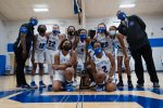 Girls Basketball District Pics Courtesy of D. Veldman