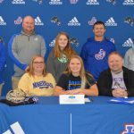 Carissa Sabelhaus Signs to Morehead State for Softball