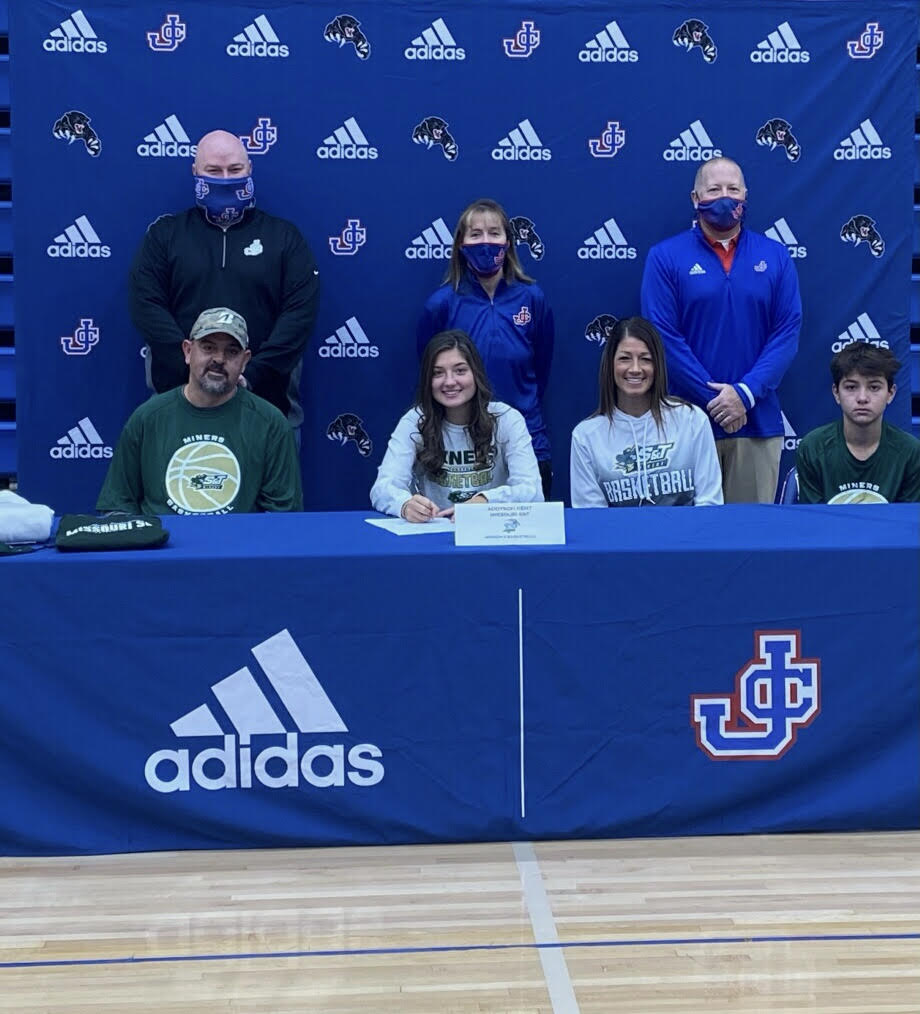 Addyson Kent '21 Signs with Missouri S&T for Basketball