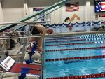 Boys Varsity Swimming falls to Madison Consolidated 124 – 37