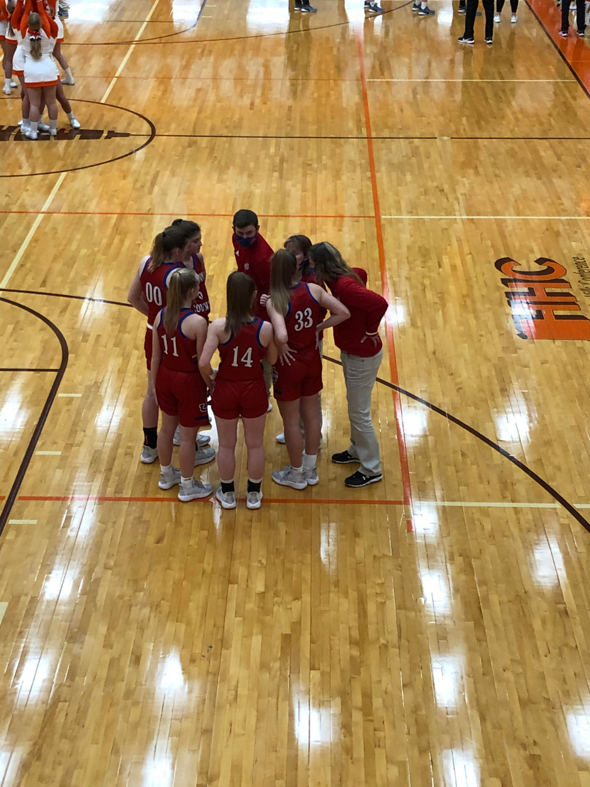 Watch the Lady Panthers host Trinity Lutheran on 1/23