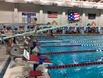 JC Girls Swim Team Travels to Sectional at Floyd Central