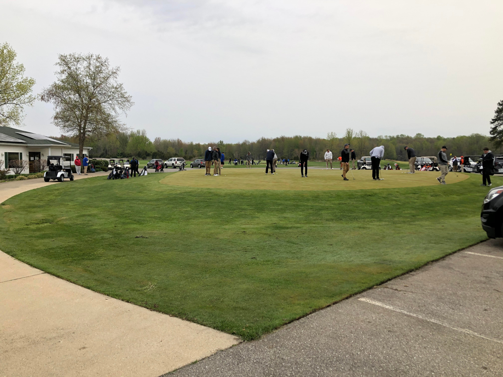 Jennings County Golf Invitational
