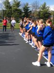 Girls Tennis Defeats Columbus East 5-0