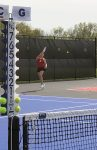 Girls Tennis Loses to Jeffersonville 4-1