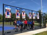 Girls Tennis Defeats Southwestern (Shelby) 5-0