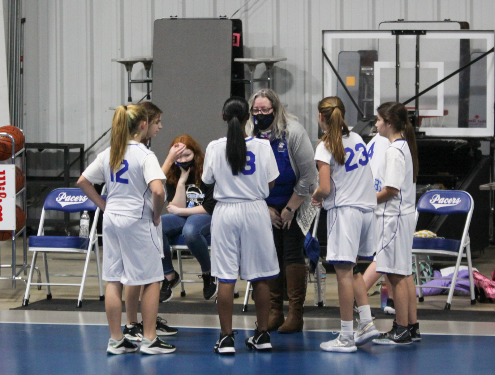 Girls Basketball (MS) 2020-21