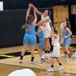 Girls Varsity Basketball beats Milan Jr/Sr 64 – 38