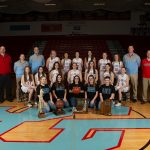 Lady Eagles 12th Straight Sectional Win