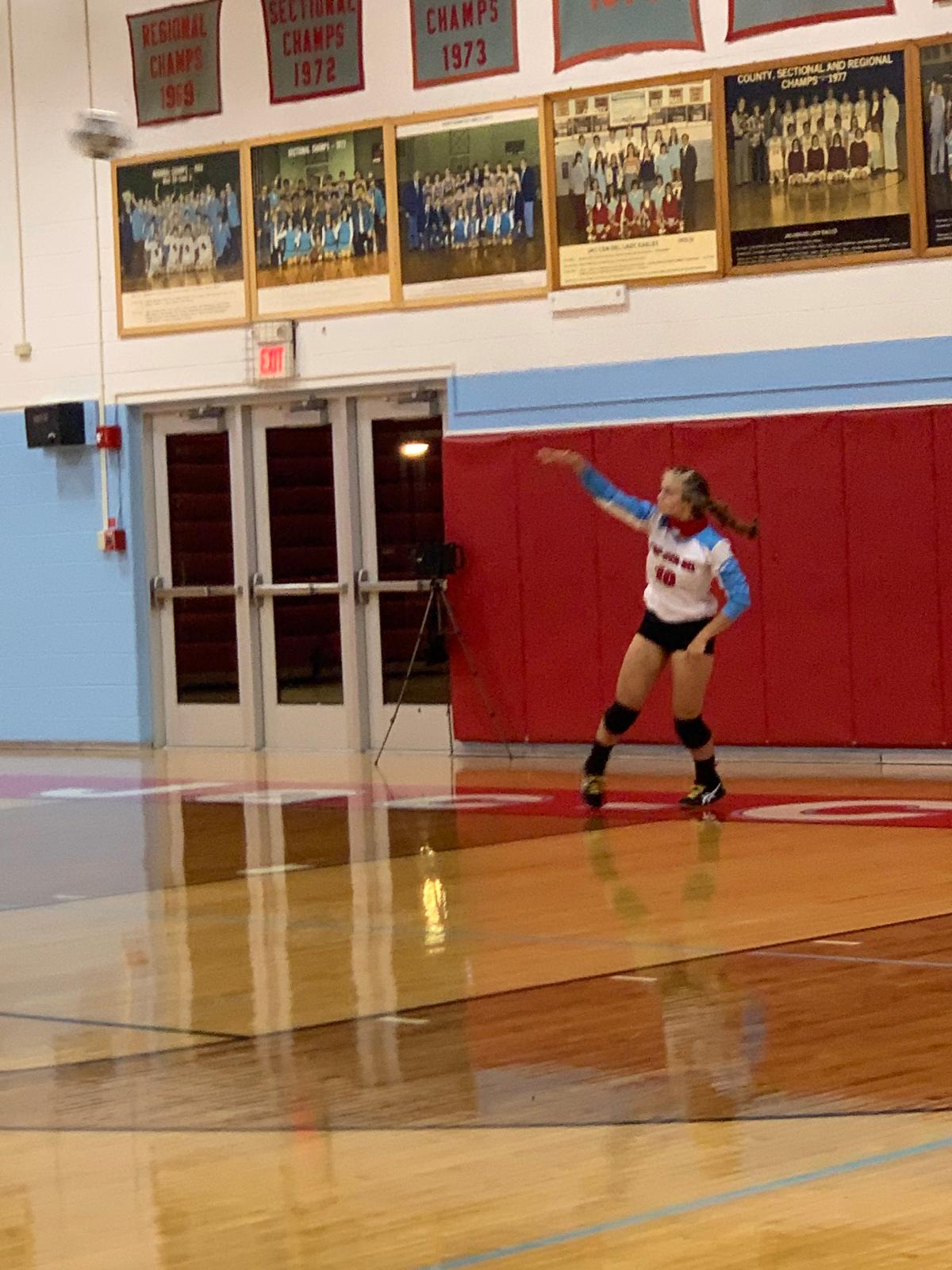 Varsity Volleyball vs North Decatur