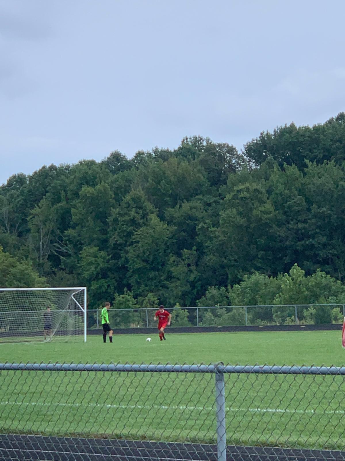 Varsity Soccer vs Shawe