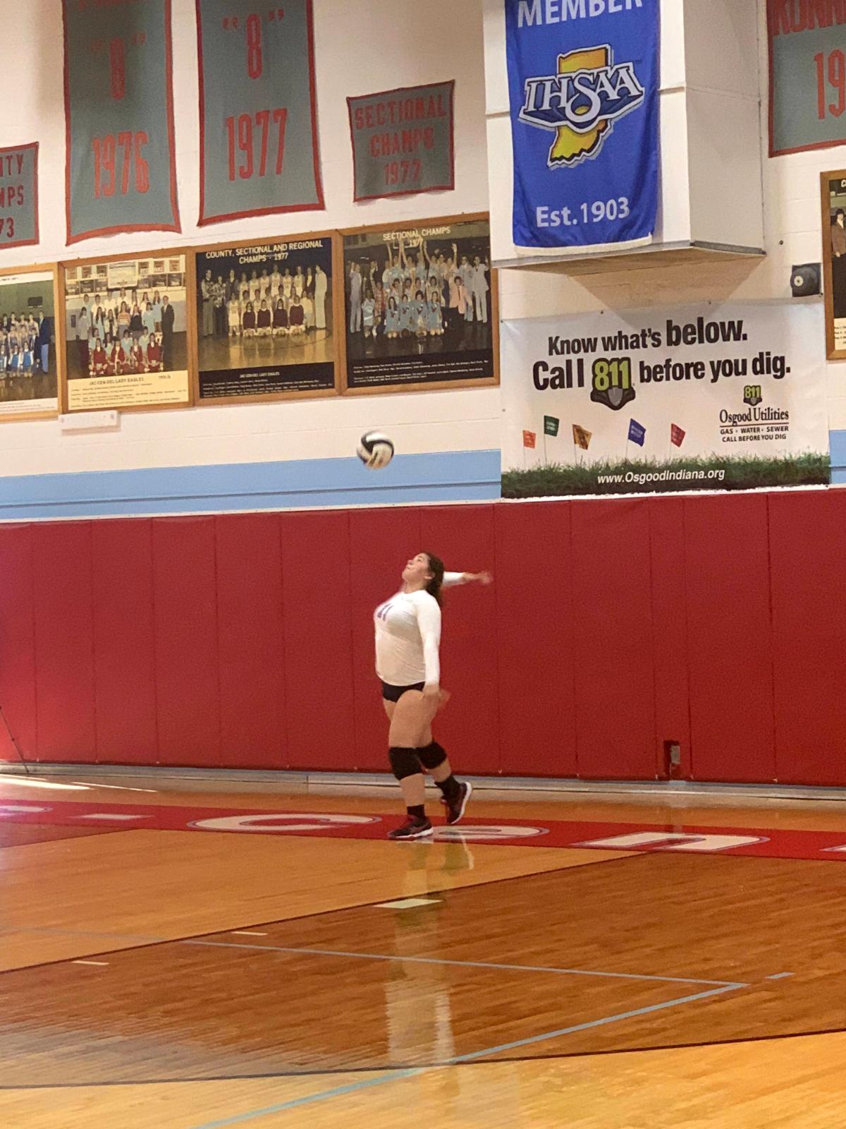 JV/Varsity Volleyball vs Milan 9/3/20