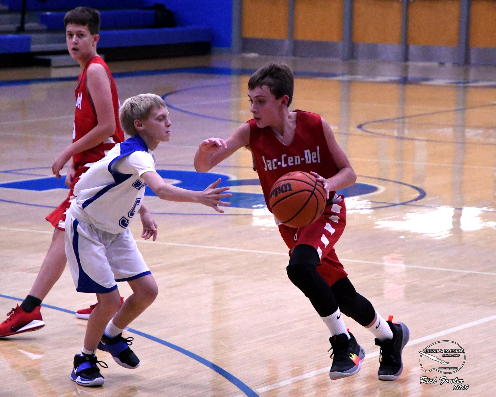 7th grade boys vs Batesville