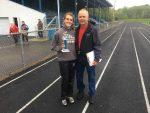 C. Simon breaks Ripley County Record & is Girls MVP