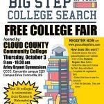 Cloud County College Fair Thursday October 3