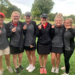 Girls' Golf:  10/3/2019 at Clay Center