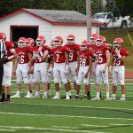 Boys Varsity Football falls to Colby 21 – 14