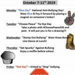 Bullying Awareness Week Activities!