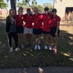Regional Girls' Golf at Cheney