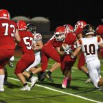 Panthers rally on Senior Night to beat Beloit 34-24, and move to 3-1 in 3A District 8.