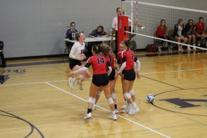 Substate Volleyball 10/26/19
