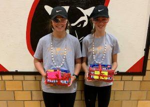7th & 8th Grade Red Ribbon Week Winners