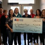 American State Bank Awards $2000 to New Greenhouse