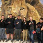 Varsity Scholar's Bowl Team Brings Home the Bling!
