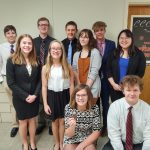 Concordia Debate Competes at Clay Center