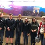 Varsity Scholar's Bowl Team Travels to Clay Center
