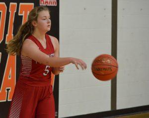 HS Girl's Basketball vs Beloit