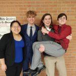 Concordia Debate Competes at Moundridge