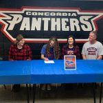 Larsen Signs to Hutch CC to Play Volleyball