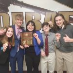 Concordia Debate Wins Regional, Qualifies for State