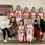 7th grade team earns 3rd place finish at league tournament