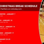 Girls Basketball Ready To Go After Christmas Break