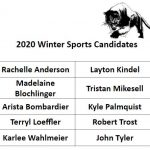 CHS Announces Winter Sports Candidates
