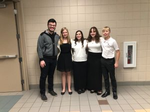 NCKMEA ML Honor Ensembles 2020
